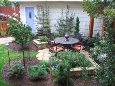 westchester lanscaping small spaces
